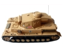 Tanque combate rc 1/16 Panzer IV F1 Airsoft 6mm Humo 2.4G Heng Long 3858-1