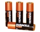 12 PILAS ALCALINAS TIPO 'AA R6' DURACELL