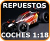 Repuestos coches 1:18 HSP