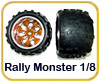 Ruedas Rally Monster 1/8